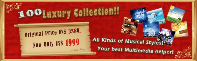 100 Luxury Collection!